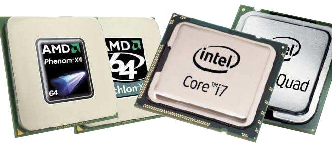 Fungsi Jenis dan Tipe Prosesor komputer