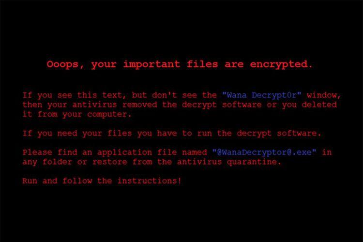 Ransomware atau Malware WannaCry Decryptor versi 2