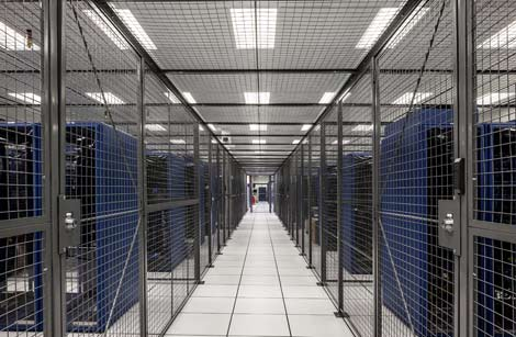 cara menentukan data center
